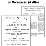 Embarrassing Documents on Mormonism and JW's