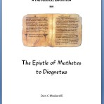 The Epistle of Mathetes to Diognetus